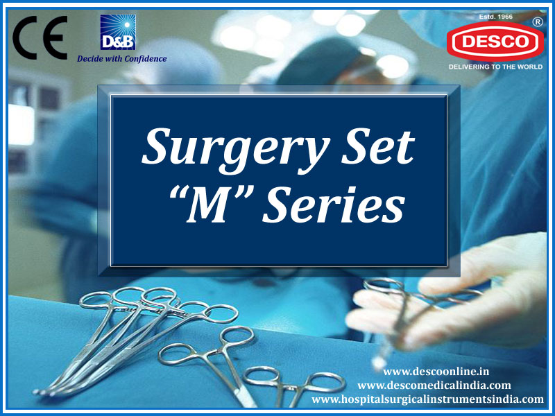 Surgical Instruments Sets M Series