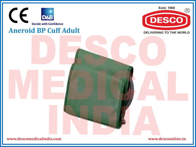 ANEROID BP CUFF ADULT