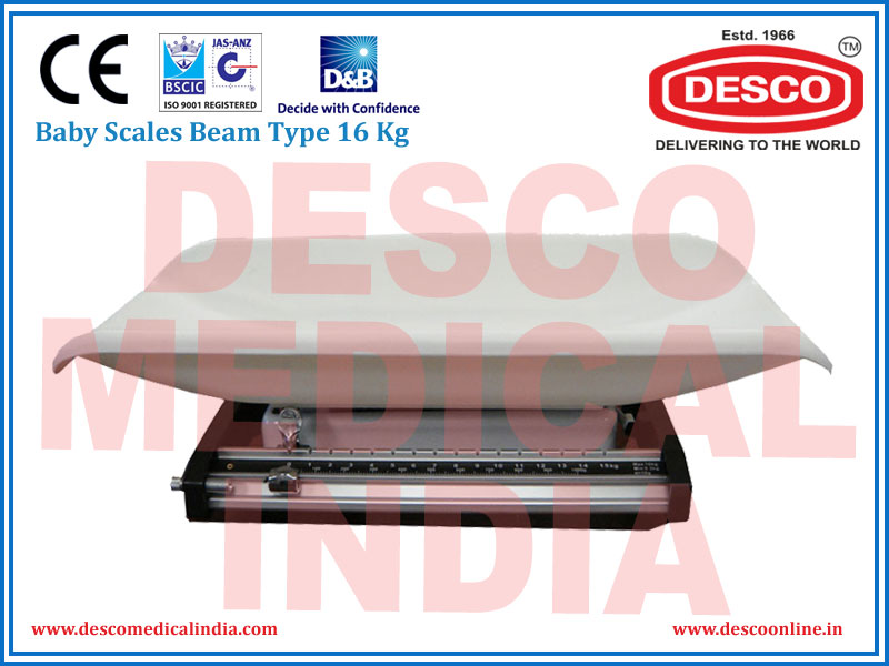 BABY SCALE BEAM TYPE 16 KG