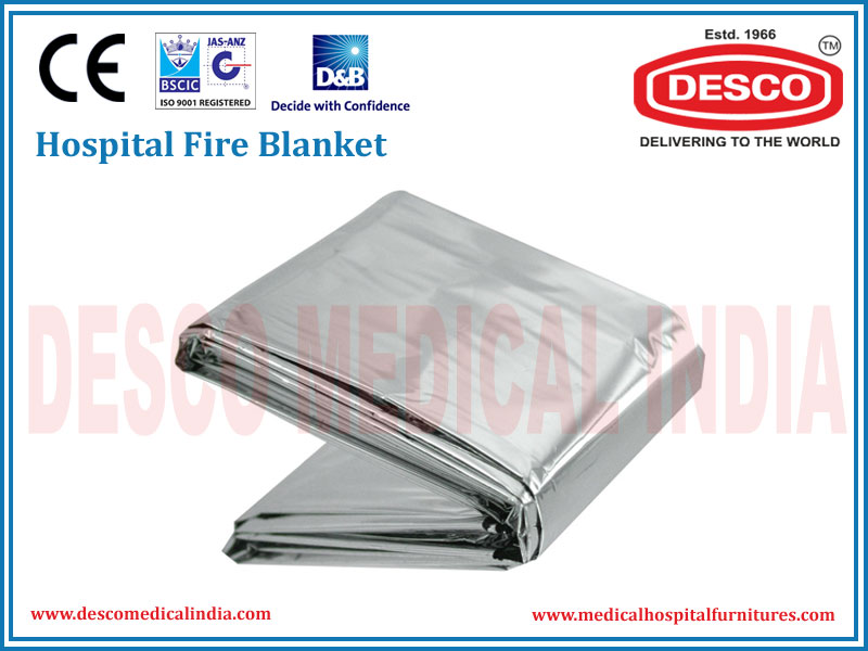 HOSPITAL FIRE BLANKETS
