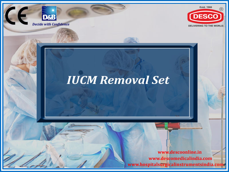 IUCM REMOVAL SET