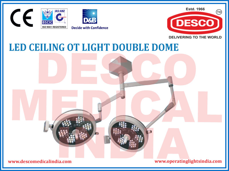 LED CEILING OT LIGHT DOUBLE DOME