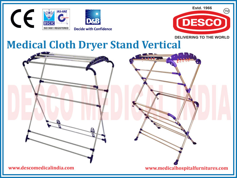 CLOTH DRYER STAND VERTICAL