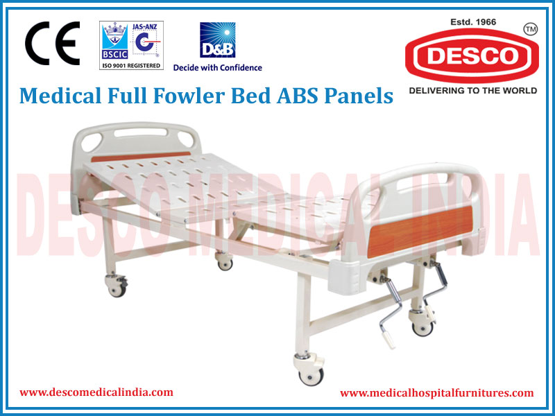 FULL FOWLER BED ABS PANELS