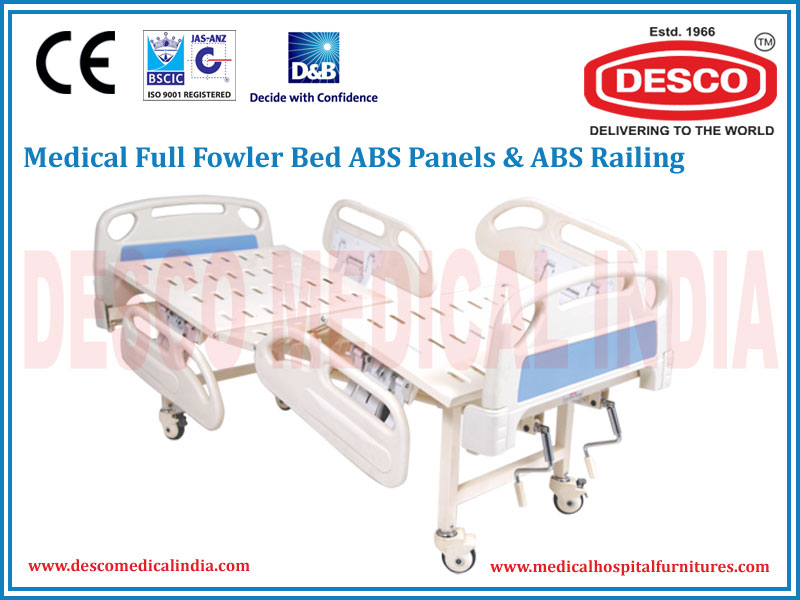 FULL FOWLER BED ABS PANELS & ABS RAILING