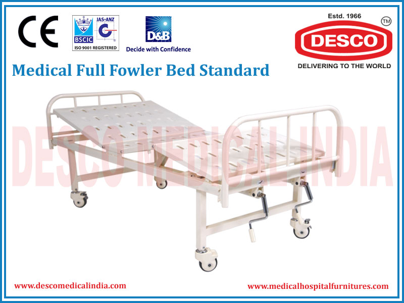 FULL FOWLER BED STANDARD
