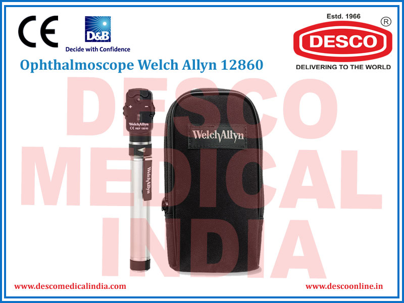 OPHTHALMOSCOPE WELCH ALLYN 12860