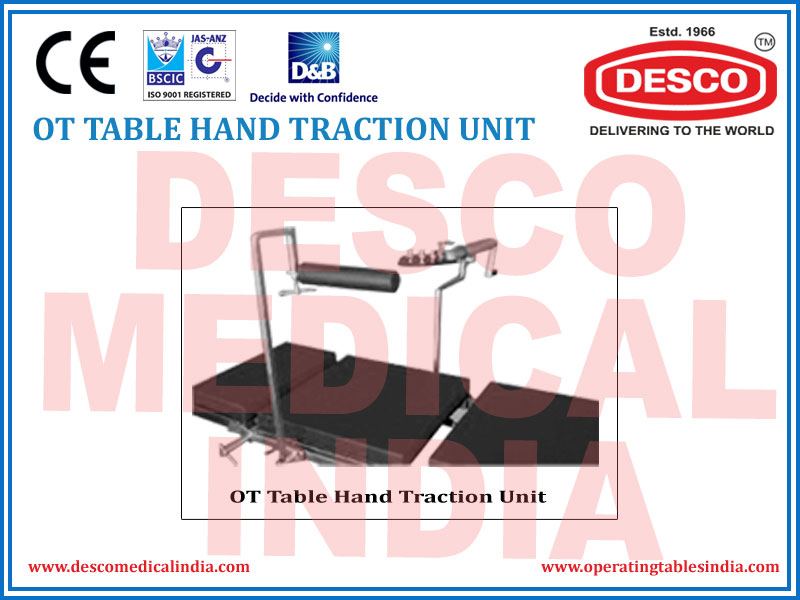 OT TABLE HAND TRACTION UNIT